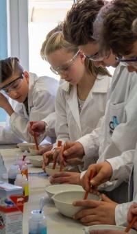 NaWi - Ausflug zur Chemie - Ingenieurschule Graz