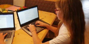 NMS Rottenmann - ganze Schule digital gerüstet!